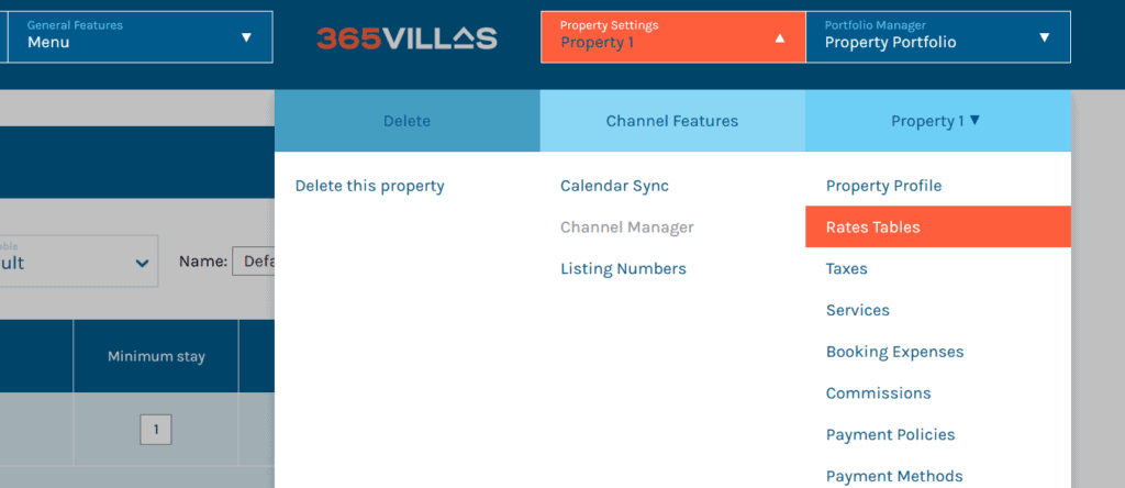 how to integrate 365 villas with pricelabs