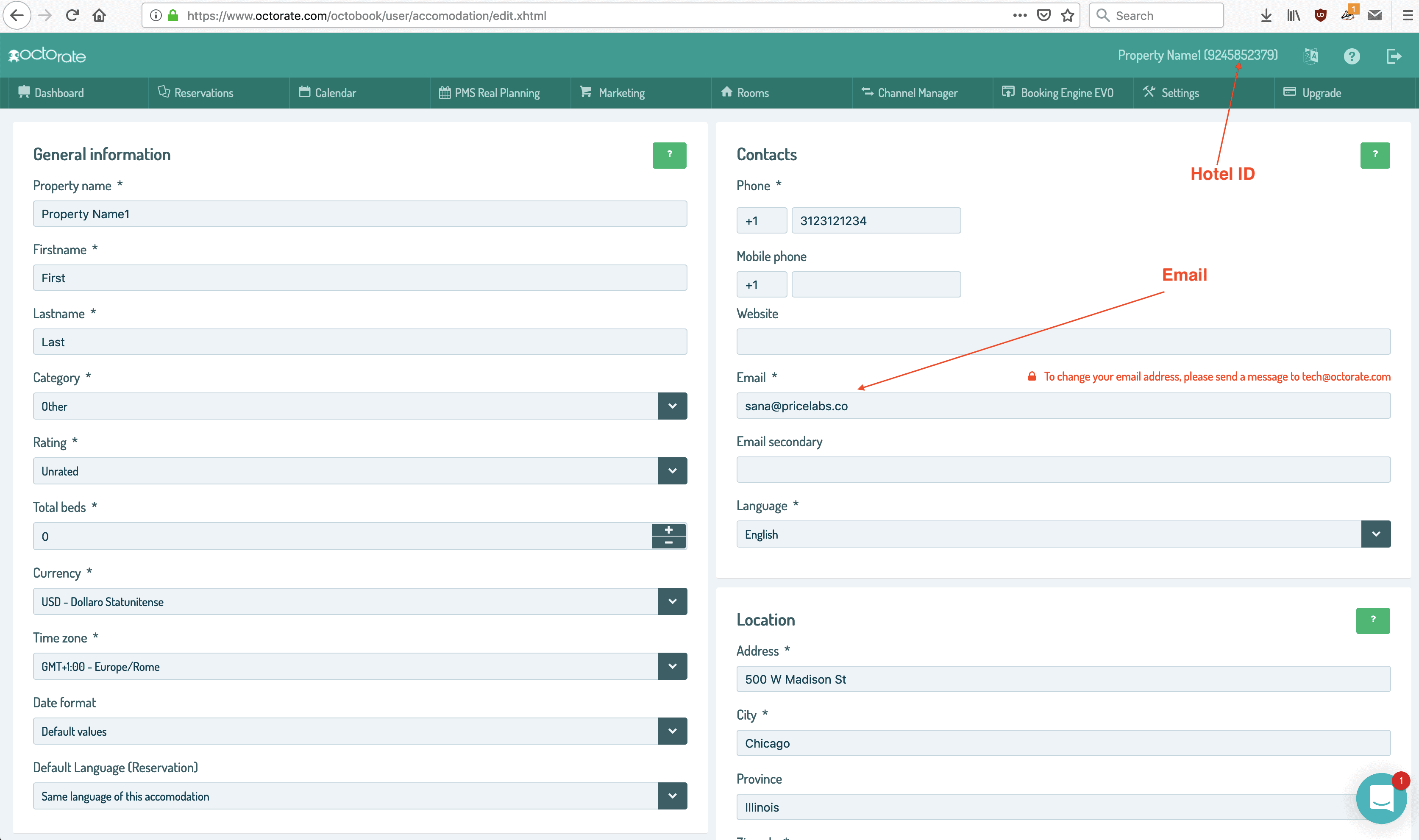 PriceLabs is now integrated with Octorate!