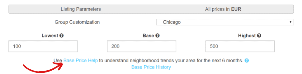 Base Price Help 2.0 – Neighborhood Trends At Your Fingertips