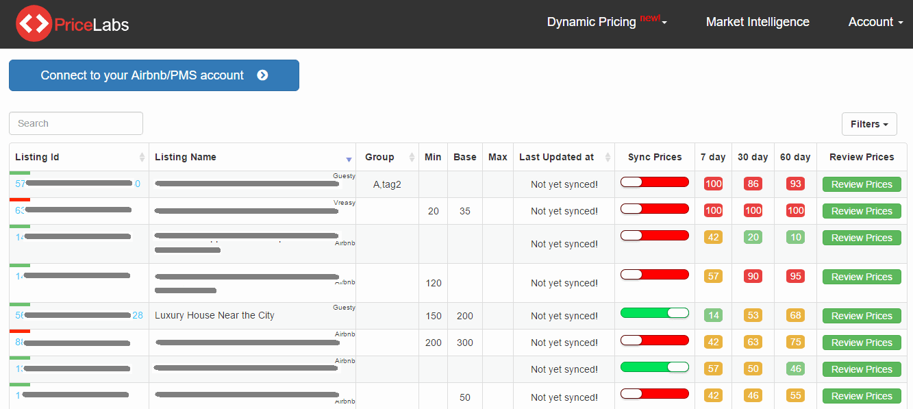 Using PriceLabs like a Pro – A Feature Checklist and Pro-tips